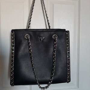 Guess Chain Tote bag